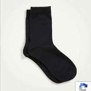 Ann Taylor trouser socks